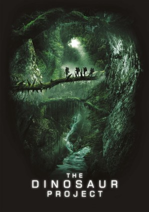 The Dinosaur Project - British Movie Poster (thumbnail)