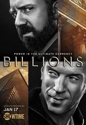 """Billions"" - Movie Poster (thumbnail)"