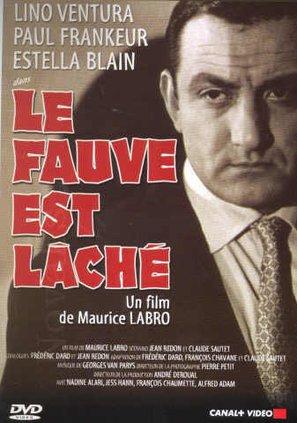 Fauve est lâché, Le - French DVD cover (thumbnail)