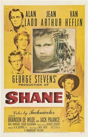 Shane - Movie Poster (thumbnail)