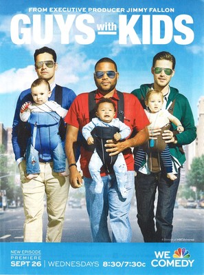 """Guys with Kids"" - Movie Poster (thumbnail)"