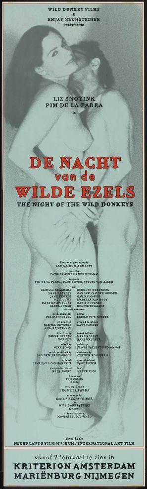 Nacht van de wilde ezels, De
