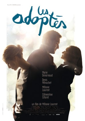 Les adoptés - French Movie Poster (thumbnail)