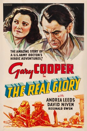 The Real Glory - Movie Poster (thumbnail)
