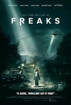 Freaks - Movie Poster (thumbnail)