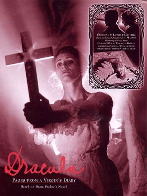 Dracula: Pages from a Virgin's Diary - poster (thumbnail)