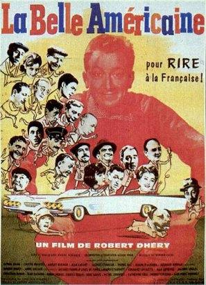 La belle Américaine - French Movie Poster (thumbnail)