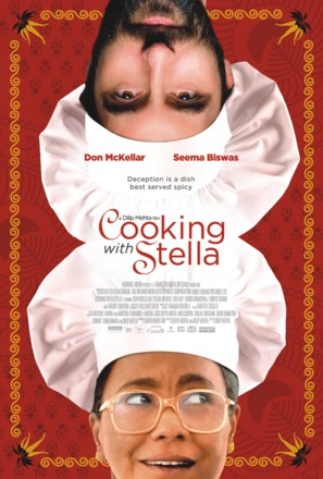Cooking with Stella - Canadian Movie Poster (thumbnail)