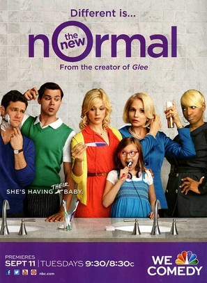 """""""The New Normal"""" - Movie Poster (thumbnail)"""