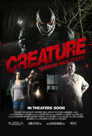 Creature - Movie Poster (thumbnail)
