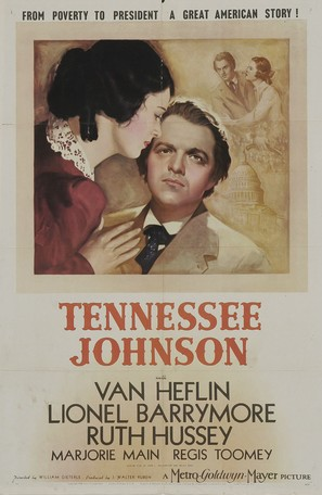 Tennessee Johnson - Movie Poster (thumbnail)