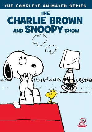 """""""The Charlie Brown and Snoopy Show"""" - DVD movie cover (thumbnail)"""