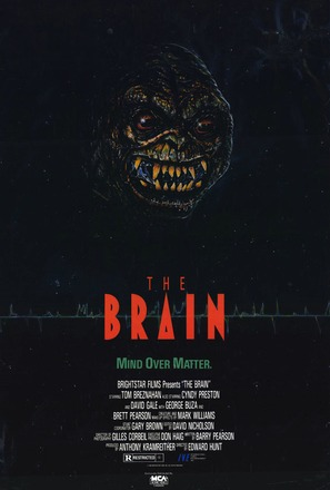 The Brain - Movie Poster (thumbnail)