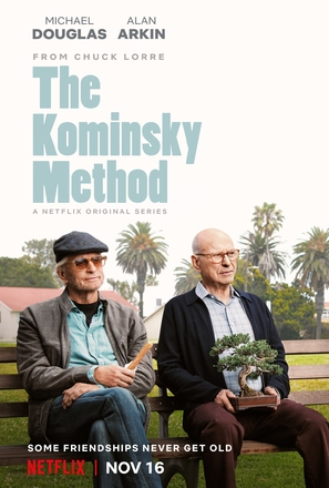 """The Kominsky Method"" - Movie Poster (thumbnail)"