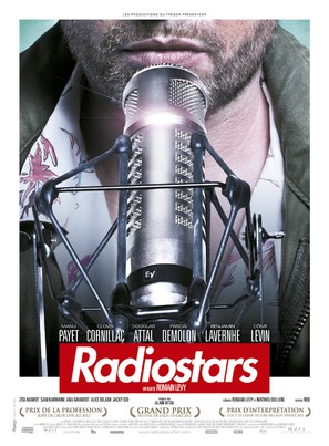 Radiostars - French Movie Poster (thumbnail)