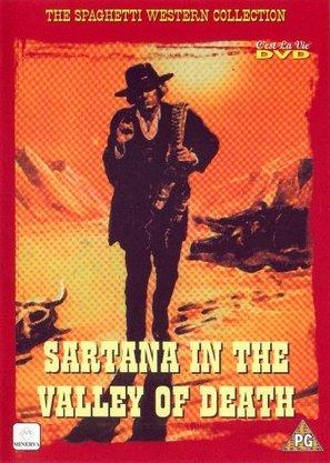 Sartana nella valle degli avvoltoi - DVD cover (thumbnail)