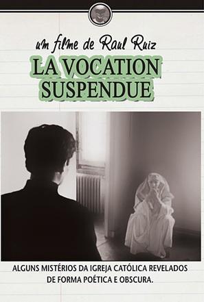 La vocation suspendue