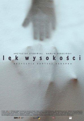 Lek wysokosci - Polish Movie Poster (thumbnail)