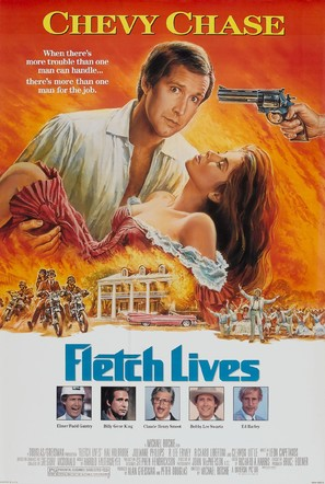 Fletch Lives - Movie Poster (thumbnail)