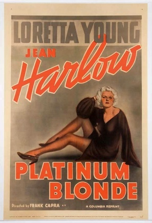 Platinum Blonde - Movie Poster (thumbnail)