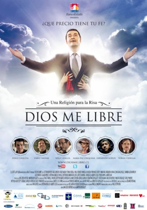 Dios me libre - Chilean Movie Poster (thumbnail)