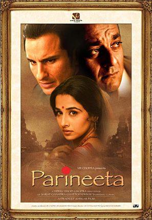Parineeta - Indian poster (thumbnail)
