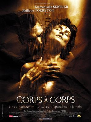 Corps à corps - French Movie Poster (thumbnail)
