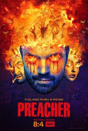 """""""Preacher"""" - Movie Poster (thumbnail)"""