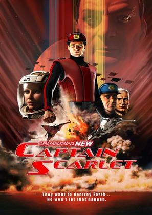 """Captain Scarlet"" - poster (thumbnail)"