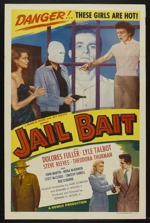 Jail Bait - Movie Poster (thumbnail)