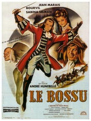 Bossu, Le - French Movie Poster (thumbnail)