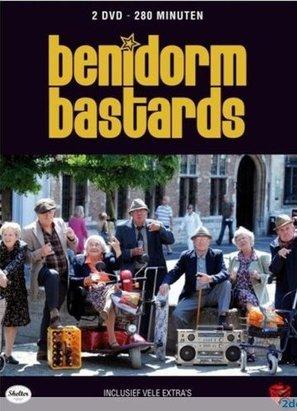 """""""Benidorm Bastards"""" - Belgian DVD movie cover (thumbnail)"""
