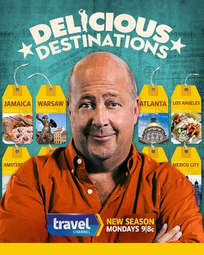"""Bizarre Foods: Delicious Destinations"""