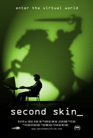 Second Skin - Movie Poster (thumbnail)