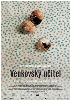 Venkovský ucitel - Czech Movie Poster (thumbnail)