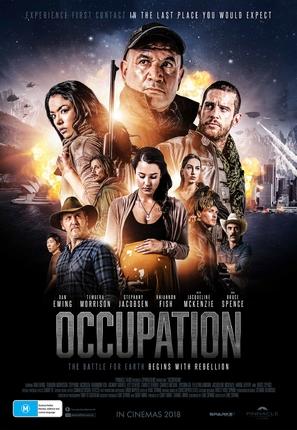 Occupation - Australian Movie Poster (thumbnail)