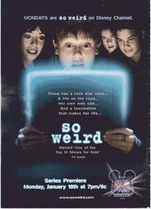 """So Weird"" - Movie Poster (thumbnail)"