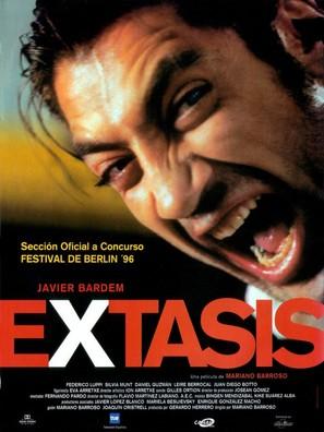 Éxtasis - Spanish Movie Poster (thumbnail)