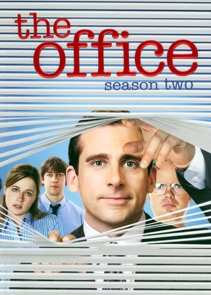 """The Office"" - DVD movie cover (thumbnail)"
