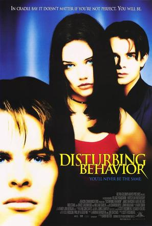 Disturbing Behavior - Movie Poster (thumbnail)