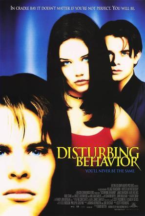 Disturbing Behavior - Movie Poster (thumbnail)