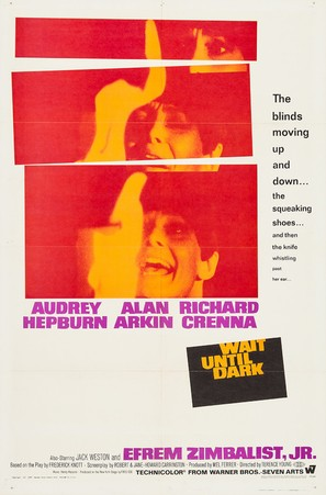 Wait Until Dark - Movie Poster (thumbnail)