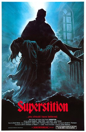 Superstition - Movie Poster (thumbnail)