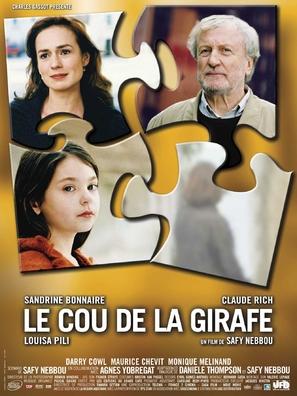 Cou de la girafe, Le - French poster (thumbnail)