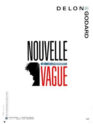 Nouvelle vague - French Movie Poster (thumbnail)