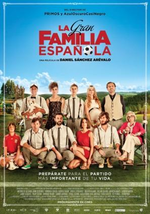 La gran familia española - Spanish Movie Poster (thumbnail)