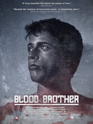 Blood Brother - Movie Poster (thumbnail)