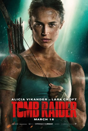 Tomb Raider - Movie Poster (thumbnail)