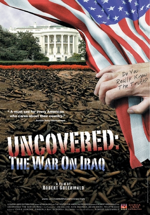 Uncovered: The War on Iraq - Movie Poster (thumbnail)