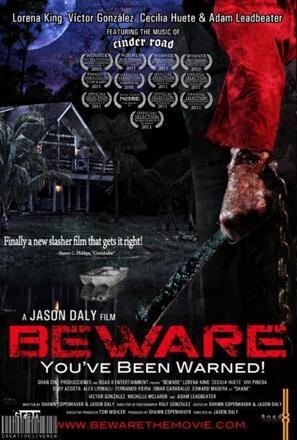 Beware - Movie Poster (thumbnail)